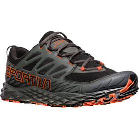 La Sportiva Lycan Running Shoes Men Black/Tangerine